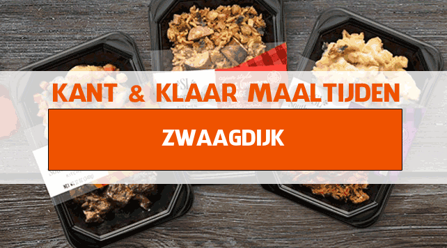 warme maaltijden voor ouderen in Zwaagdijk